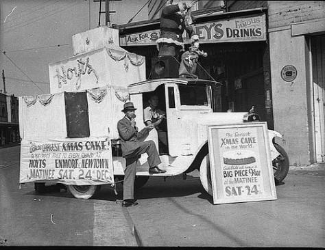 Christmas in Australia 1938