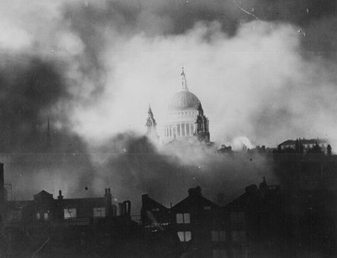The Blitz London 29th December 1940