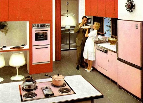 1961 Hotpoint kitchen