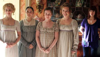 Lost In Austen Lost In Austen