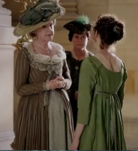 Death Comes to Pemberley Lady Catherine de Bourgh and Elizabeth Darcy Pride and Prejudice Sonya Heaney