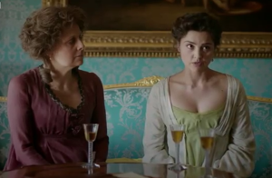 Death Comes to Pemberley Mrs Bennet Lydia Pride and Prejudice Sonya Heaney