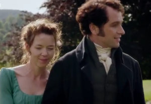 Elizabeth and Darcy Death Comes to Pemberley Pride and Prejudice Sonya Heaney