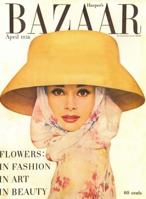 Harper's Bazaar April 1956
