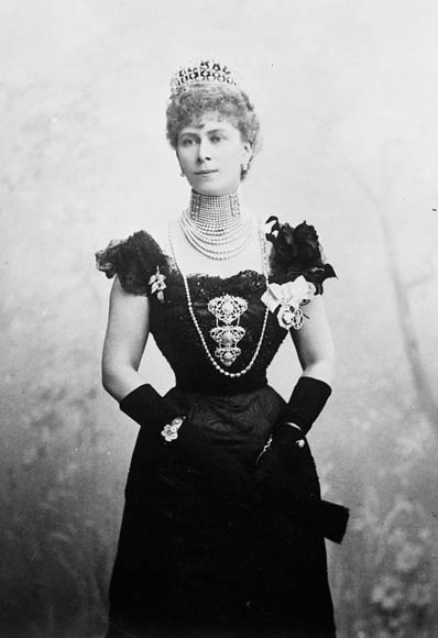 Princess Victoria Mary, Duchess of Cornwall and York, in Ottawa, 1901.