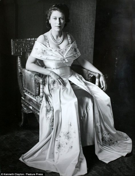 queen elizabeth the second portrait