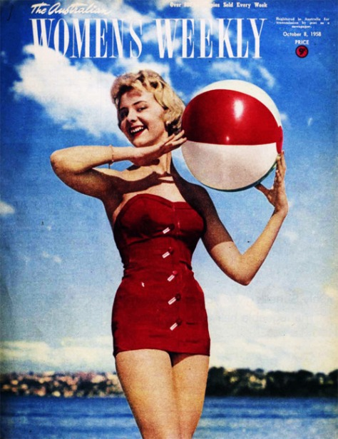 The Australian Women's Weekly 8th October 1958