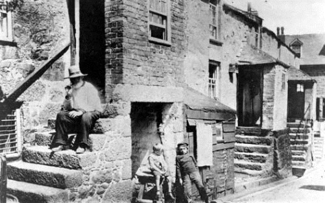 Working class life in Victorian West Yorkshire.