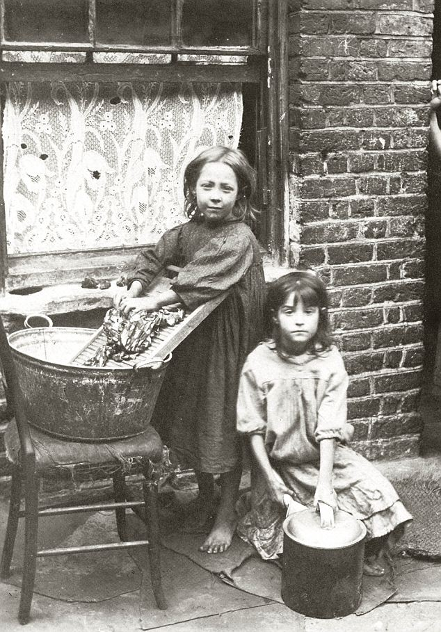 East End London: London's East End – Early 1900s