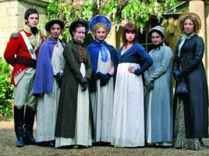 Lost in Austen 2008 Cast