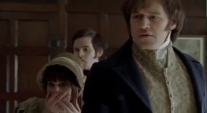 Lost in Austen episode four Amanda and Mr Darcy Sonya Heaney