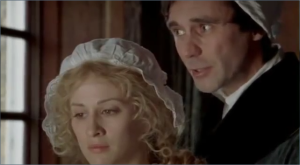 Lost in Austen episode three Jane and Mr Collins Sonya Heaney