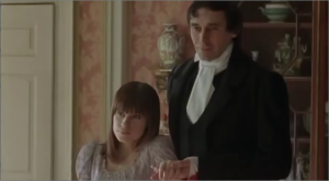 Lost in Austen Episode Two Amanda and Mr Collins Sonya Heaney