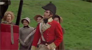 Lost in Austen Episode Two Mr Wickham Sonya Heaney