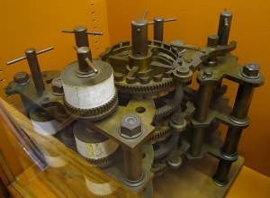 BabbageDifferenceEngineBabbage's difference engine