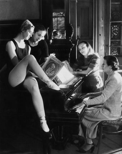 Ballet Students At RADA