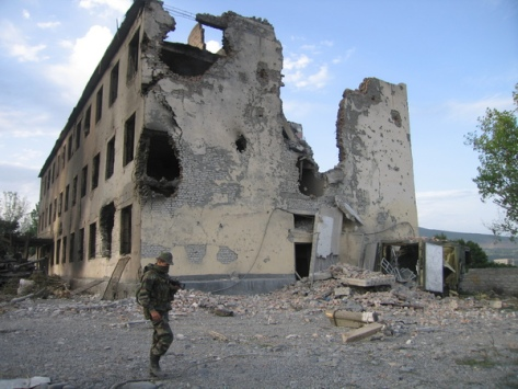 Peacekeepers_barracks_Ossetia_2008