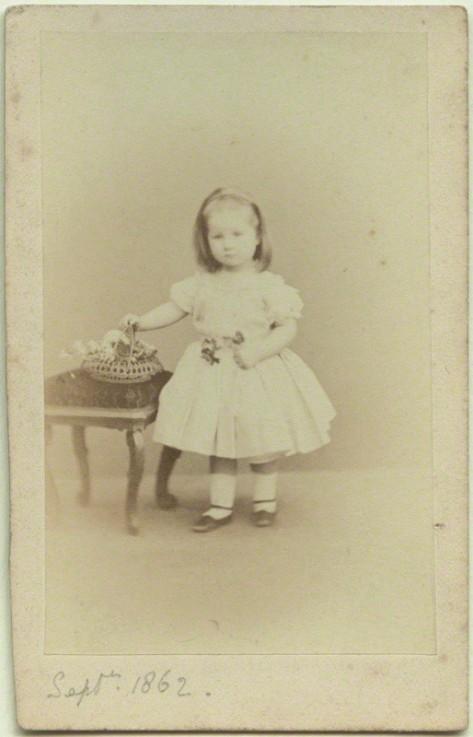 NPG x13866; Elinor Rendel (nÈe Strachey) by William Edward Kilburn
