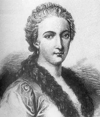Maria Gaetana Agnesi was born in 1718