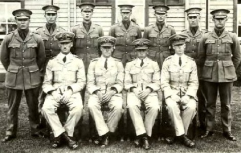RAAFDuntroonCadets1930CanberraAustralia