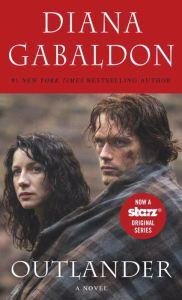 Outlander Cross Stich by Diana Gabaldon TV Tie-In