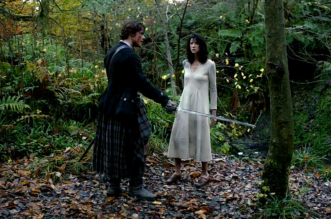 Outlander Episode One | In Times Gone By