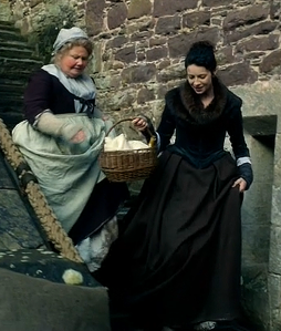 Outlander Season One Episode Two 18th Century Fashion.
