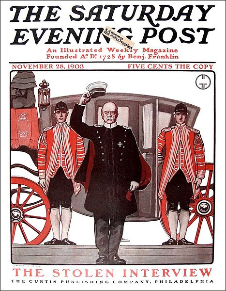 The Saturday Evening Post 28th November 1903
