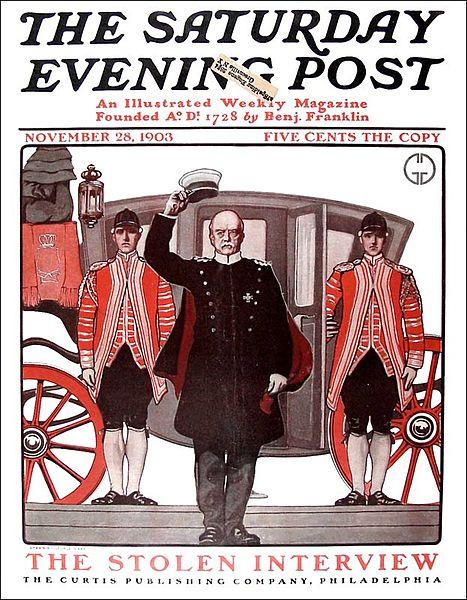 The Saturday Evening Post 28th November 1903