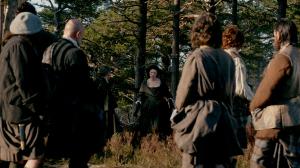 Outlander 1x06 The Garrison Commander Claire Ending Sonya Heaney Sceenshot