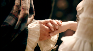 Outlander 1x07 The Wedding Hands Sonya Heaney