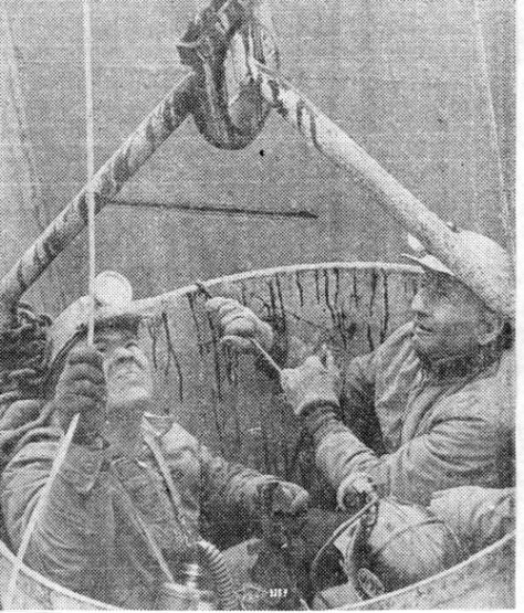The Farmington Mine disaster took place on the 20th of November, 1968, in West Virginia, USA.