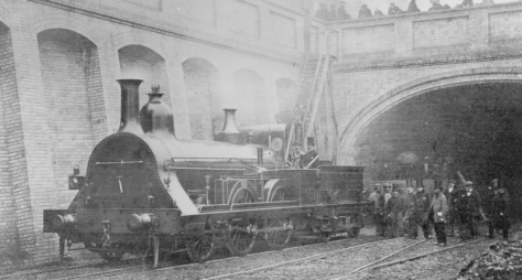 800px-Fowler's_Ghost_Locomotive 1865 London Underground Victorian