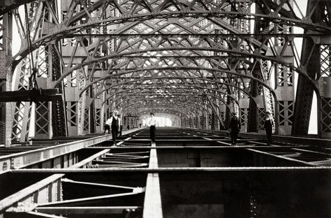 Blackwell's Island Bridge, ca. 1907.
