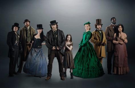 Copper BBC America Cast
