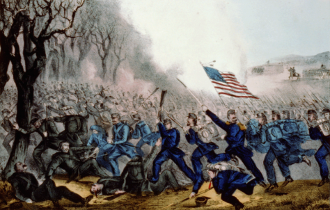 The Battle of Mill Springs, was fought in Wayne and Pulaski counties, near current Nancy, Kentucky, on January 19, 1862, as part of the American Civil War.
