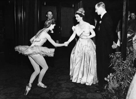 Princess Elizabeth Edinburgh 1949