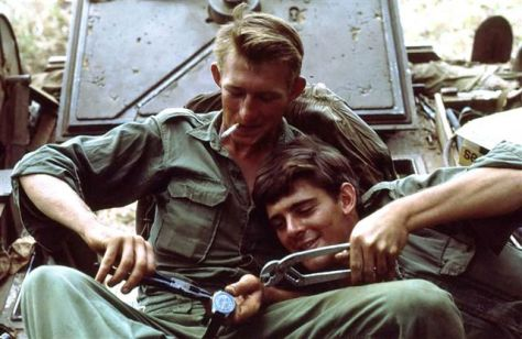 Bones - Christopher Heaney Australian Army Vietnam War 1960s