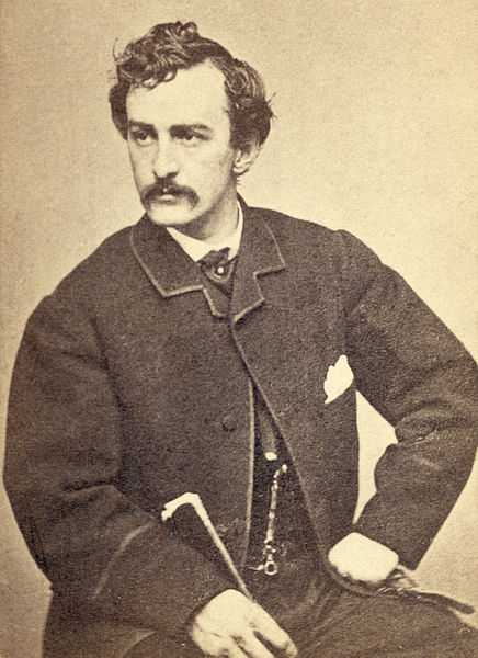 On the 26th of April, 1865, John Wilkes Booth was cornered and shot dead in Port Royal, Virginia. Twelve days earlier he had assassinated US President Abraham Lincoln in Washington D.C.
