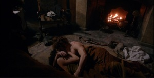 Outlander 1x09 The Reckoning Claire and Jamie Sex Sonya Heaney