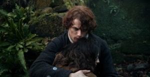 Outlander 1x09 The Reckoning Claire and Jamie Sonya Heaney