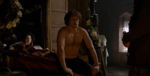 Outlander 1x10 Claire Jamie Murtagh Sonya Heaney