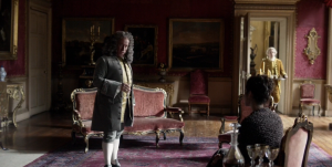 Outlander 1x10 Sonya Heaney Simon Callow Duke