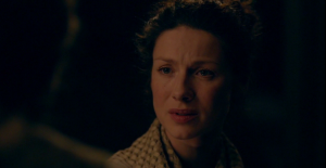 Outlander 1x12 Claire Sonya Heaney
