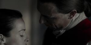 Outlander 1x12 Jenny Black Jack Randall Sonya Heaney