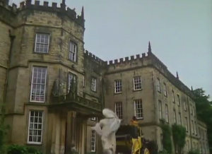 Elizabeth runs to Pemberley Pride and Prejudice 1980  Sonya Heaney