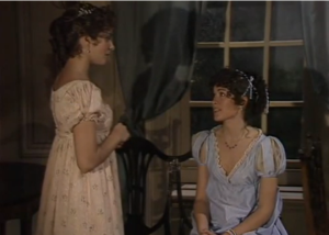 P&P198012 Elizabeth and Jane bennet