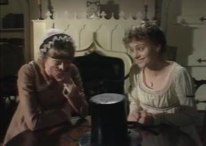 Pride and Prejudice 1980 Chalrotte Elizabeth Episode Three