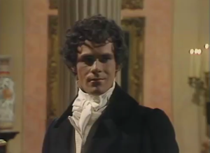 Pride and Prejudice 1980 David Rintoul Mr Darcy Rosings Sonya Heaney