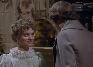 Pride and Prejudice 1980 Elizabeth Bennet Mr Bingley